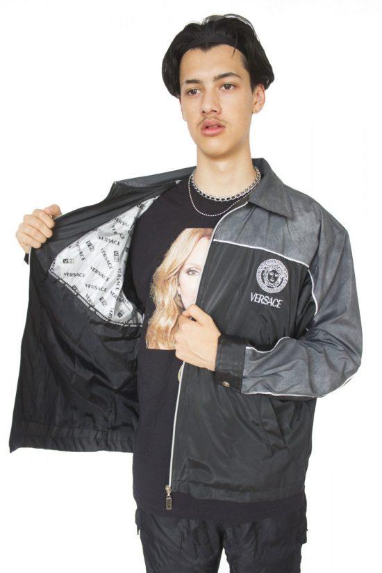 Vintage 90's Versace Jacket - L/XL