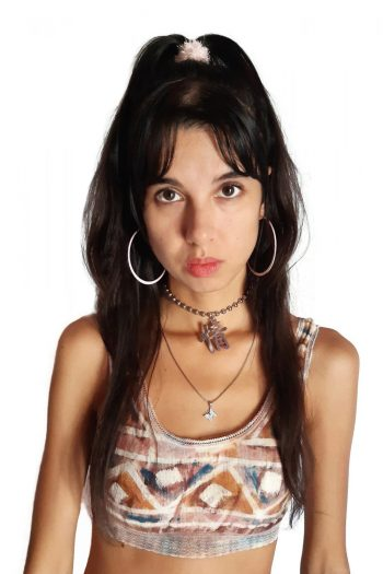 Cyber Love Big Ball Chain Necklace 90s necklace