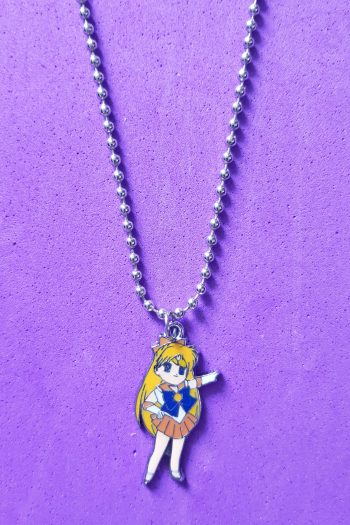 Jewelry Sailor Venus Ball Chain Necklace anime necklace