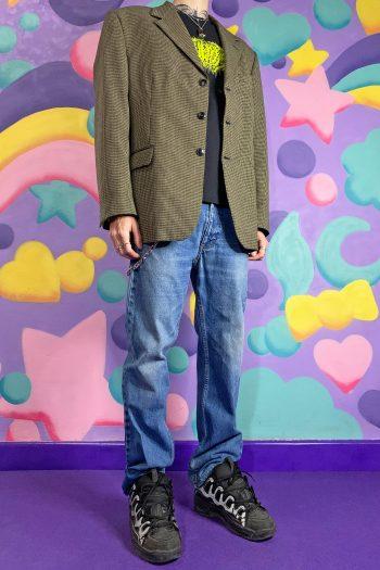 Grunge Vintage 90's Skater Denim Jeans – M 90s pants