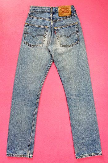 Grunge Vintage 90's Levi's 501 Jeans – XXS 90s pants