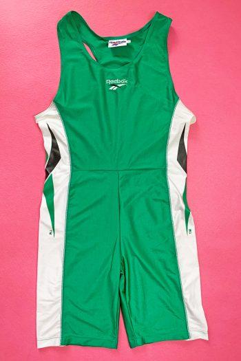 Cyber Vintage 90's Reebok Lycra Jumpsuit – L/XL 90s jumpsuit