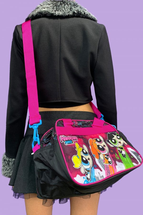 Bags Vintage Y2K Powerpuff Girls Bag crossbody bag