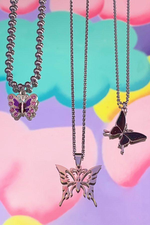 Bundles The Butterfly Necklaces Bundle cyber bundle