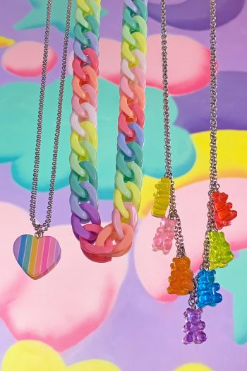 Bundles The Rainbow Necklaces Bundle cyber bundle