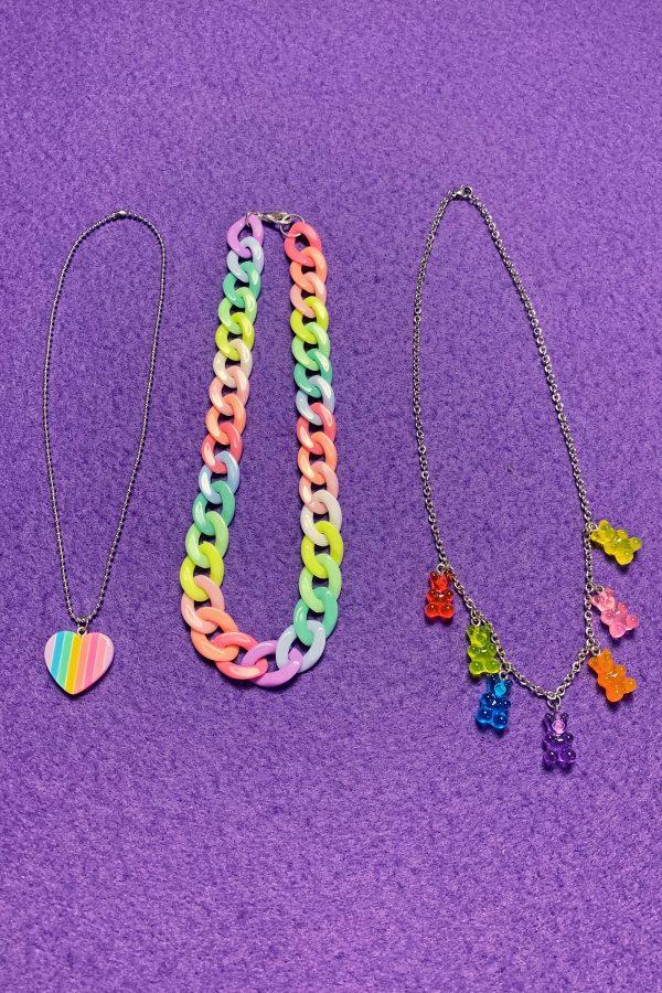 Bundles The Rainbow Necklaces Bundle cyber bundle