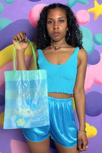 Bags Vintage Y2K Green Clear Translucent Bag shoulder bag