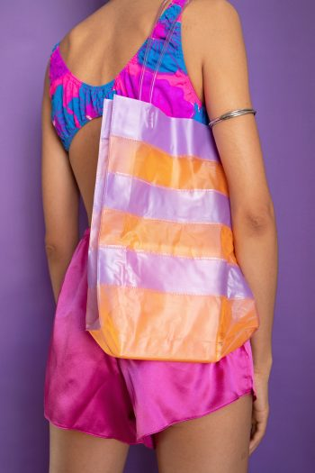 Bags Vintage Y2K Purple Clear Translucent Bag shoulder bag